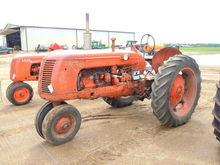 Coop E4 Gas Tractor SN: 40-7627