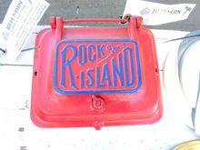 Rock Island CI Planter Lid