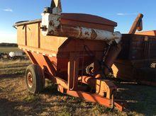 400 Uft Grain Cart