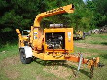 2006 Wood Chuck 1200 Hyroller C