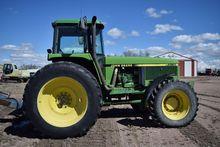 John Deere 4960 Front Wheel Ass