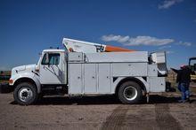 1993 International 4900 Truck,