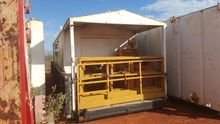 Dog house cw survey unit, weldi
