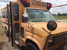 Ford E350 School Bus