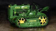 John Deere BO Lindeman Crawler