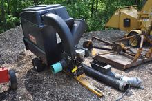 Craftsman pull-type yard vac wi