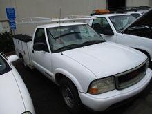 1999 GMC single cab Sonoma with
