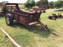 Case Manure Spreader