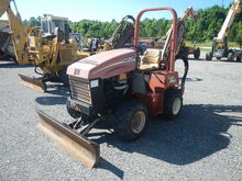 Ditch Witch RT40 TRENCHER, 806+