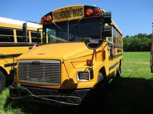 2001 Thomas Built School Bus Fr