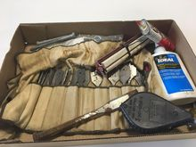 Wood spade bits, carpenter penc