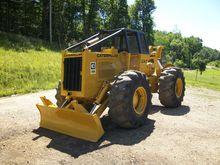 Caterpillar 518 Log Skidder - 5