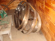 20 BAND SAW BLADES FOR STENNER