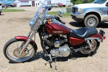 2009 Harley Davidson 1200 Custo