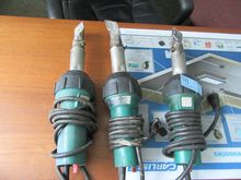 LOT (3) LEISTER HOT AIR GUNS