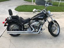 2003 INDIAN SCOUT S&S MOTORCYCL