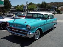 1957 Chevrolet Bel Air Nomad St