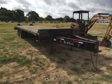 2006 TOW MASTER T/A EQUIPMENT T
