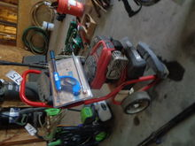 TROY BILT 2700 PSI Pressure Was