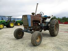 FORD 8000 DUAL POWER 2WD TRACTO
