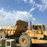 CAT D30D 4x4 Articulated Dumptr