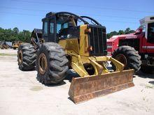 2010 Caterpillar 535C SKIDDER W