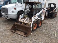 Bobcat 553 Rubber Tired Skid St