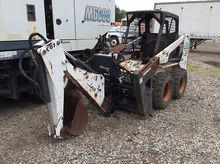 1996 Bobcat 753 Rubber Tired Sk
