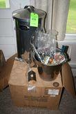 Lot: Maple Sugaring Equipment &