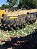 Goodyear (2) 900/65 R32 Harvest