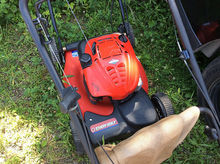 Troy-Bilt Push Mower