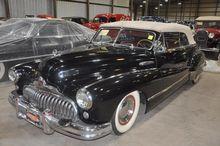 1947 Buick Convertible Straight