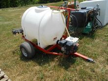 RELIABLE TRL MT 125 GAL SPRAYER
