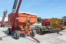 J&M Gravity Wagon Seed Tender