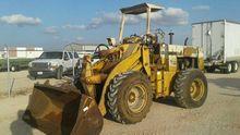 International 515 Wheel Loader