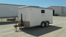 2004 Pace American Enclosed Tra