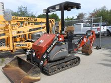 2007 DITCH WITCH XT850 COMPACT