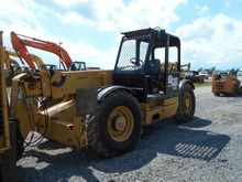 Caterpillar TH103 CAT 4X4 ROUGH