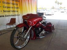 2011 CVO Harley Davidson Street