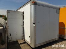 Morgan 24' Van/Storage Body (un