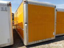 Morgan 26' Van/Storage Body (un