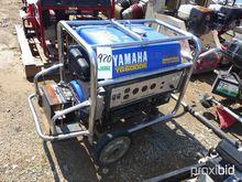 Yamaha YG6000E Generator