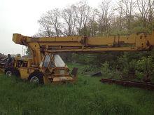Galion 150 Rough Terrian Crane