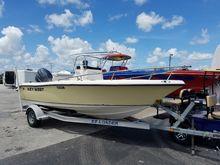 2005 Key West Boats Sportsman 1