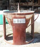 GAR-BRO-1 cu.yd. Concrete Bucke