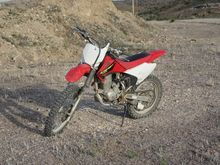 2003 Honda CRF 230 F Dirt Bike