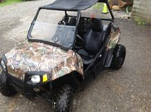 POLARIS 170 RZR 2 SEATER
