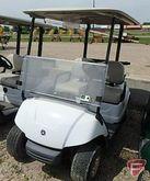 2010 Yamaha electric golf car,