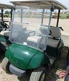 2012 Yamaha electric golf car,