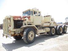 Oshkosh F-2365 Winch Truck,